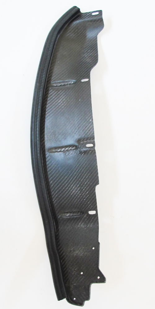 Splash guard carbon fiber
