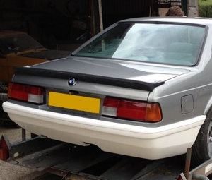 BMW E24 635 GRP Rear bumper