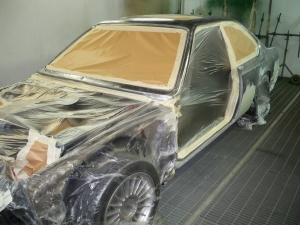 Xmoors BMW Respray