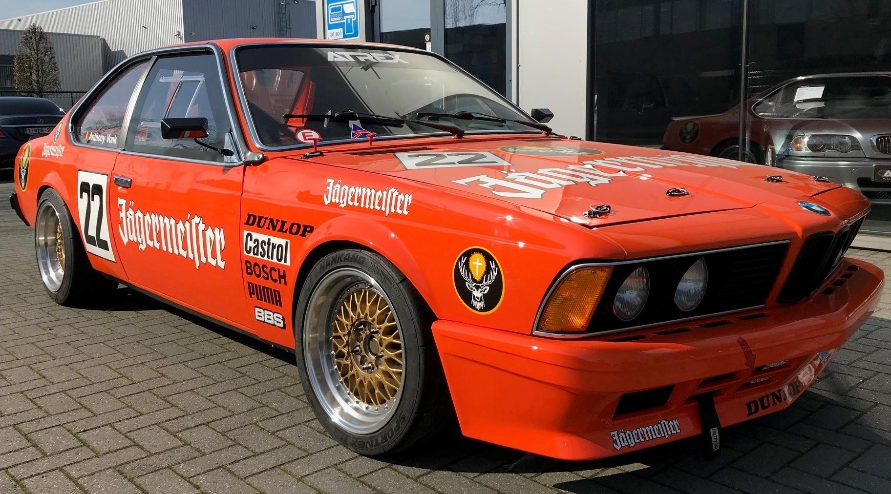 Xmoor Motorsport BMW 635